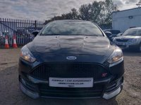 USED 2015 15 FORD FOCUS 2.0 TDCi ST-2 (s/s) 5dr HISTORY+SAT NAV+BLUETOOTH+TDCI