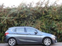 USED 2015 65 BMW 2 SERIES 1.5 218I LUXURY ACTIVE TOURER 5d 134 BHP 1 OWNER ONLY 50K FSH A/C VGC