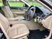 USED 2010 60 MERCEDES-BENZ C CLASS 2.1 C220 CDI BLUEEFFICIENCY ELEGANCE AUTO 170 BHP 5 DR ESTATE * FULL LTHR* P/ SENSORS*2 OWNE