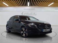 "USED 2014 64 MERCEDES-BENZ A CLASS 2.1 A200 CDI SPORT 5d AUTO 136 BHP Sat Nav | Leather | 18"" Alloys | Euro 6"