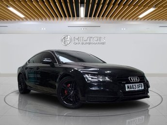 Used Audi A7 for sale in Leighton Buzzard