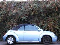 USED 2004 54 VOLKSWAGEN BEETLE 1.6 8V 2d 101 BHP DRIVES SUPERB LOW MILES VGC