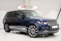 USED 2014 14 LAND ROVER RANGE ROVER 4.4 SDV8 AUTOBIOGRAPHY L LWB 5d AUTO 339 BHP RARE LONG WHEEL BASE/BIG SPEC