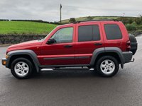 USED 2006 JEEP CHEROKEE 2.8 SPORT CRD 5d 161 BHP
