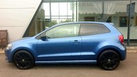 USED 2013 13 VOLKSWAGEN POLO 1.4 BLUEGT 3d 140 BHP