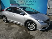 USED 2013 13 HONDA CIVIC 2.2 I-DTEC EX 5d 148 BHP