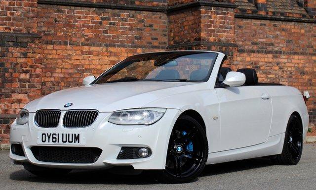 2011 61 BMW 3 SERIES 3.0 335I M SPORT 2d AUTO 302 BHP [ PRO SATNAV ]
