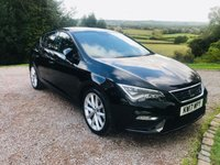 USED 2017 17 SEAT LEON 1.4 TSI FR TECHNOLOGY 5d 150 BHP