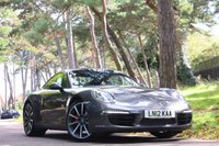 USED 2012 12 PORSCHE 911 3.4 CARRERA PDK 2d AUTO 350 BHP