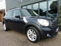 USED 2015 15 MINI COUNTRYMAN 1.6 COOPER 5d AUTO CHILI PACK 122 BHP