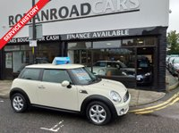 2009 MINI HATCH ONE 1.4 ONE 3d 94 BHP £4495.00