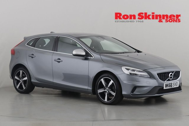 View our 2016 66 VOLVO V40 2.0 T3 R-DESIGN 5d 150 BHP