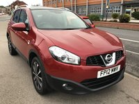 USED 2012 12 NISSAN QASHQAI 1.5 N-TEC DCI 5d 110 BHP Probably the best qashqui in the area for sale today, stunning, 63000 miles, alloys, 6 speed gearbox