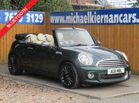 2011 MINI CONVERTIBLE 1.6 ONE 2d 98 BHP £4495.00
