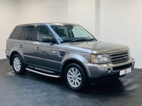 USED 2008 58 LAND ROVER RANGE ROVER SPORT 2.7 TDV6 SE 5d AUTO 188 BHP EXTREME LOW MILEAGE + FULL HISTORY + ONLY 2 OWNERS + SAT NAV