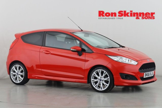 View our 2016 66 FORD FIESTA 1.0 ZETEC S 3d 139 BHP