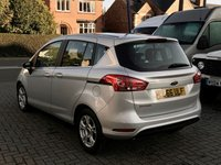 USED 2016 66 FORD B-MAX 1.6 ZETEC 5d AUTO 104 BHP Low Mileage Full Service History Alloy Wheels Bluetooth Connectivity Media  Ford B-Max 1.6 Zetec 5 dr AUTO Low Mileage Full Service History Alloy Wheels Bluetooth Connectivity Media USB Electric Windows Power Steering 12 Months FREE AA Breakdown Cover