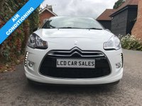 USED 2016 65 DS DS 3 1.2 PURETECH DSTYLE NAVIGATION, BLUETOOTH & DAB RADIO