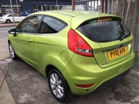 USED 2010 10 FORD FIESTA 1.2 ZETEC 3d 81 BHP The best just got better, stunning example, not to be missed.