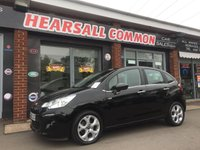USED 2013 63 CITROEN C3 1.6 E-HDI AIRDREAM EXCLUSIVE 5d 91 BHP