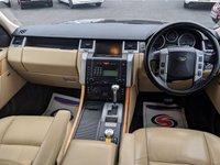 USED 2008 LAND ROVER RANGE ROVER SPORT 3.6 TDV8 SPORT HSE 5d AUTO 269 BHP