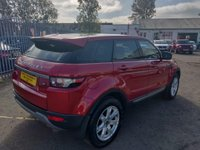 USED 2013 62 LAND ROVER RANGE ROVER EVOQUE 2.2 SD4 Pure AWD 5dr OVER £2000 OF EXTRAS+STUNNING!