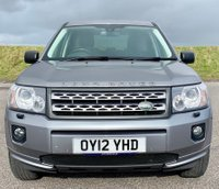 USED 2012 12 LAND ROVER FREELANDER 2.2 TD4 XS 4X4 5dr SAT NAV! PRIVACY! ALPINE SOUND