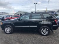 USED 2007 57 JEEP GRAND CHEROKEE 3.0 CRD V6 Overland 4x4 5dr 2 OWNER+LOW MILES+STUNNING 4X4