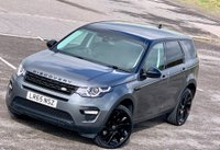 2015 LAND ROVER DISCOVERY SPORT 2.0 TD4 HSE Black Auto 4WD (s/s) 5dr £24450.00