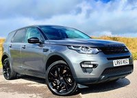 2015 LAND ROVER DISCOVERY SPORT 2.0 TD4 HSE Black Auto 4WD (s/s) 5dr £24990.00
