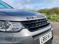 USED 2015 65 LAND ROVER DISCOVERY SPORT 2.0 TD4 HSE Black Auto 4WD (s/s) 5dr 7 SEATS! PAN ROOF! REVERSE CAM