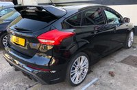 USED 2016 66 FORD FOCUS RS 2.3 ECOBOOST 5DR 345 BHP, LUX PACK JUST HAD NEW ENGINE FITTED THROUGH RECALL