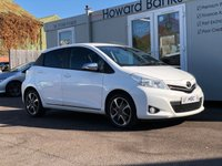USED 2013 63 TOYOTA YARIS 1.3 VVT-I TREND 5d 98 BHP IDEAL FIRST CAR