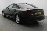 USED 2017 67 AUDI A4 1.4 TFSI S LINE 4d 148 BHP Voice Control-Leather Interior