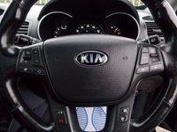 USED 2013 13 KIA SORENTO 2.2 CRDI KX-3 SAT NAV 5d AUTO 194 BHP