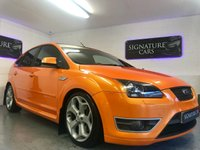 USED 2007 L FORD FOCUS 2.5 ST-3 5d 225 BHP