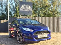 2016 FORD FIESTA 1.0 ST-LINE 5dr £8999.00