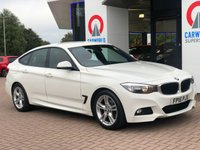 USED 2015 15 BMW 3 SERIES 2.0 318D M SPORT GRAN TURISMO 5d AUTO 141 BHP 2250.00 BMW OPTIONAL EXTRAS