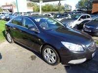 USED 2011 60 VAUXHALL INSIGNIA 2.0 EXCLUSIV CDTI 5d 128 BHP 8 SERVICE STAMPS