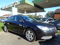 2011 VAUXHALL INSIGNIA 2.0 EXCLUSIV CDTI 5d 128 BHP 8 SERVICE STAMPS