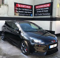 USED 2013 13 FORD FOCUS ST-2 2.0T ECOBOOST 5DR 250 BHP, MOUNTUNE QUAIFE LSD UPGRADED BREMBO RS BRAKES & MOUNTUNE INDUCTION KIT