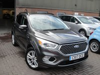 USED 2017 17 FORD KUGA 1.5 TITANIUM 5d AUTO 180 BHP ANY PART EXCHANGE WELCOME, COUNTRY WIDE DELIVERY ARRANGED, HUGE SPEC