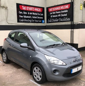 2011 FORD KA 1.2 EDGE 3DR 69 BHP, ONLY £30 TAX & INSURANCE GROUP 3 £3295.00