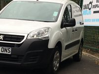 USED 2017 67 PEUGEOT PARTNER 1.6 BLUE HDI PROFESSIONAL L1 100 BHP