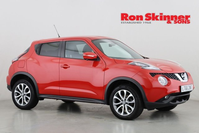 View our 2016 66 NISSAN JUKE 1.5 TEKNA DCI 5d 110 BHP