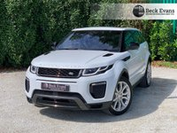 USED 2017 67 LAND ROVER RANGE ROVER EVOQUE 2.0 SD4 HSE DYNAMIC 5d 238 BHP