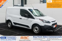 USED 2017 17 FORD TRANSIT CONNECT 1.5 220 100 BHP * EURO 6 * FORD WARRANTY AUGUST 2020!