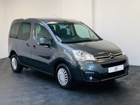 USED 2018 68 CITROEN BERLINGO MULTISPACE 1.6 BLUEHDI EDITION 5d 98 BHP *WHEELCHAIR ACCESS* WHEELCHAIR ACCESS WITH ELECTRIC WINCH + ONLY 1000 MILES BY 1 OWNER