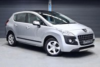 2011 PEUGEOT 3008 1.6 HDI EXCLUSIVE 5d 112 BHP £SOLD