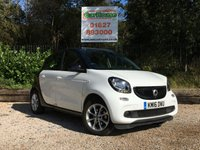 USED 2016 16 SMART FORFOUR 1.0 PASSION 5dr £0 Tax, Cruise, SSH